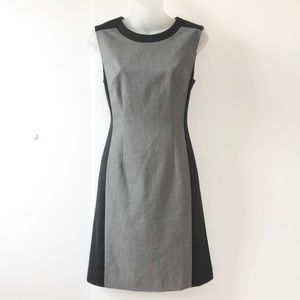 Ann Taylor Paneled Sheath dress